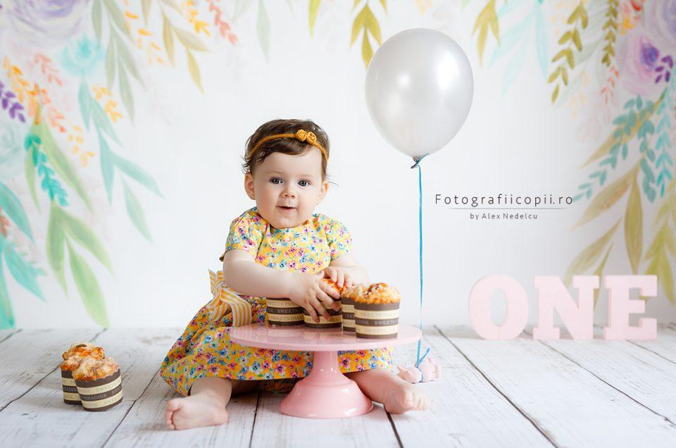 Smash The Cake – Cea mai dulce ședință foto