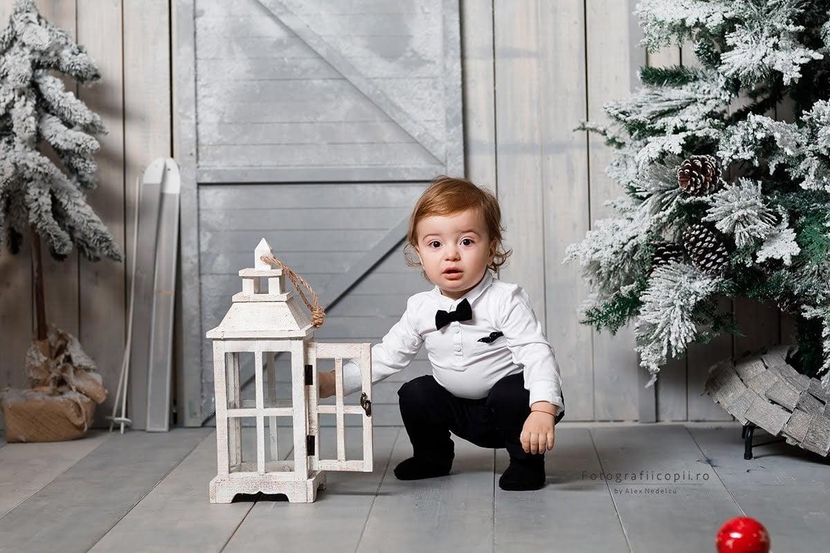 ședințe foto crăciun