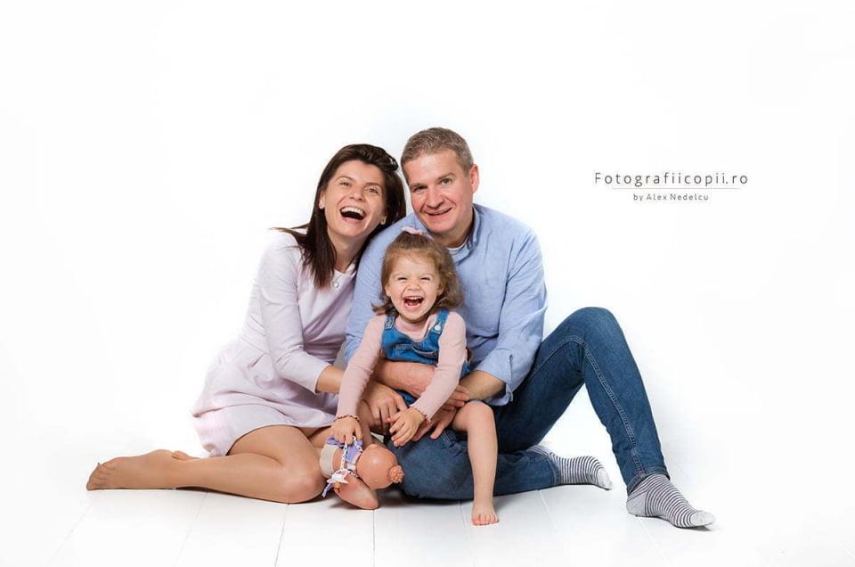 Ședință foto de familie în București