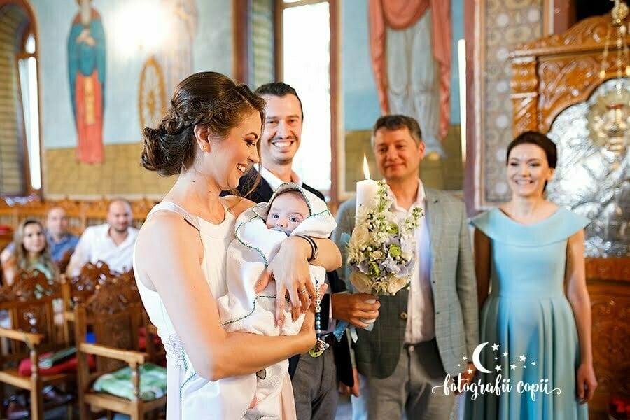Alegerea fotografului de botez