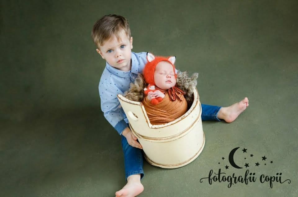 Ședințe foto nou născuți