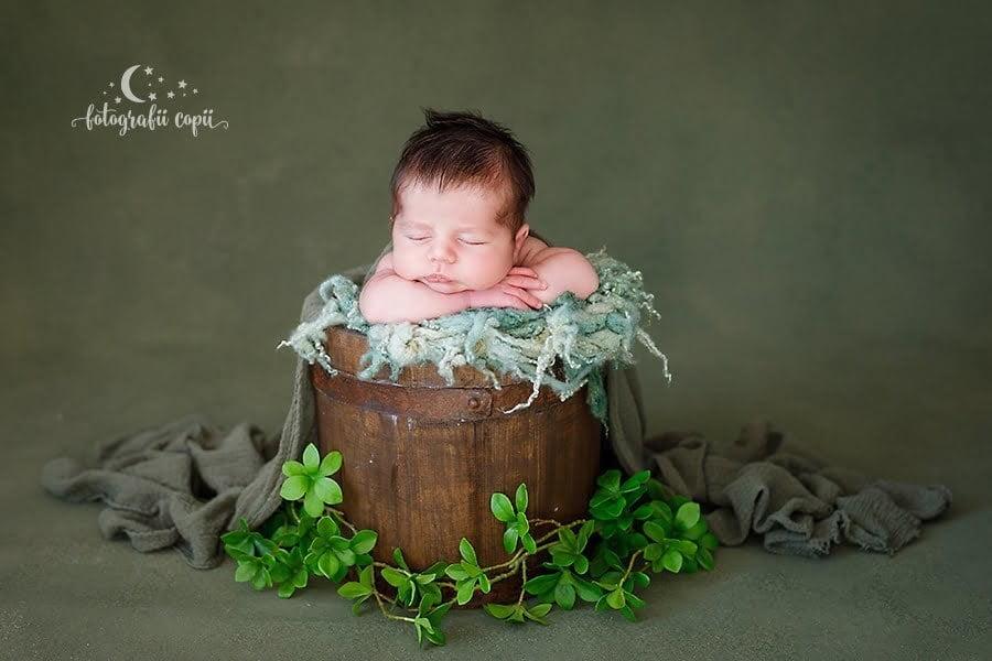 Ședințe foto nou nascuți